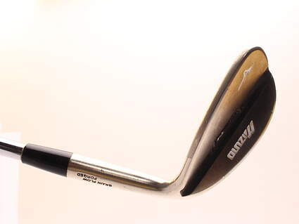 Mizuno MP-T4 White Satin Wedge Sand SW 56* 13 Deg Bounce Dynamic Gold Spinner Steel Wedge Flex Right Handed 35.5 in