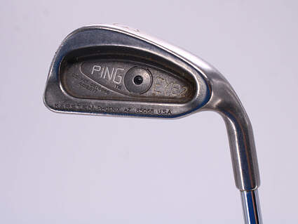 Ping Eye 2 Single Iron 3 Iron Ping ZZ Lite Steel Stiff Right Handed Black Dot 39 in