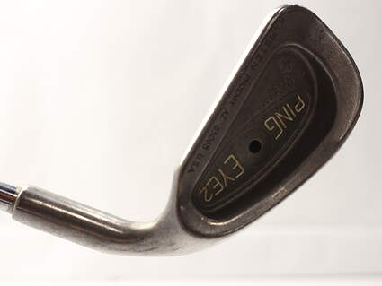 Ping Eye 2 + Single Iron 3 Iron Ping KT Steel Regular Right Handed Black Dot 39 in