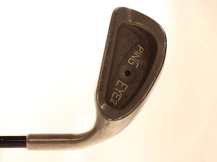 Ping Eye 2 + Single Iron 4 Iron Mammoth Classic Graphite Regular Right Handed Black Dot 40 in