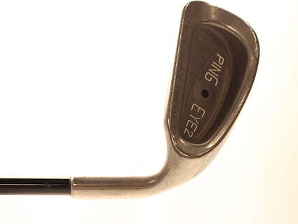 Ping Eye 2 + Single Iron 5 Iron Mammoth Classic Graphite Regular Right Handed Black Dot 39.5 in