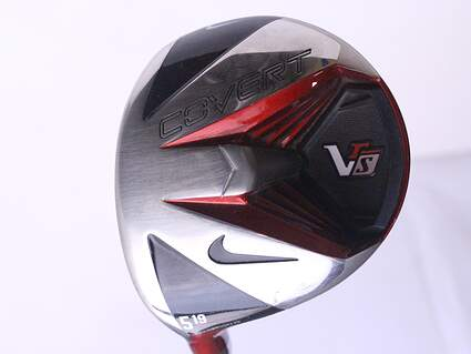 Nike VR S Covert Fairway Wood 3 Wood 3W 19* Mitsubishi Kuro Kage Black 50 Graphite Ladies Left Handed 40.75 in