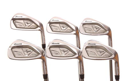 Mizuno JPX 850 Forged Iron Set 6-GW Fujikura Orochi Graphite Regular Right Handed 37.5 in