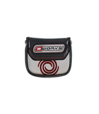 Odyssey O-Works Jailbird Mini Putter Headcover W/ Magnetic Closure