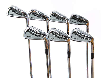 Mizuno MP-54 Iron Set 4-PW FST KBS Tour110 Steel Regular Right Handed 38 in