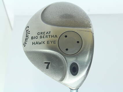 Callaway Hawkeye Fairway Wood 7 Wood 7W Hawkeye Gems UL Graphite Ladies Right Handed 41 in