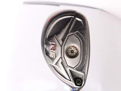 TaylorMade R15 TP Black Hybrid 4 Hybrid 21* Fujikura Speeder Evolution 77 Graphite Stiff Right Handed 40 in
