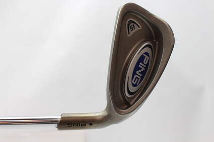 Ping i5 Single Iron 3 Iron Ping Z-Z65 with Cushin Insert Steel Stiff Right Handed Black Dot 39 in