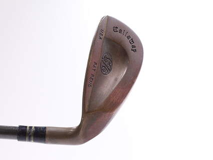 Callaway S2H2 Single Iron 9 Iron Stock Graphite Shaft Graphite Stiff Right Handed 35.75 in