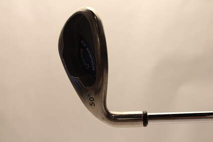 Callaway X-16 Wedge Gap GW 50* Stock Steel Shaft Steel Uniflex Left Handed 35.5 in