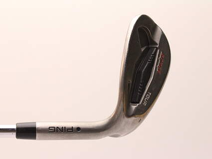 Ping Tour Gorge Wedge Sand SW 54* Standard Sole Ping CFS Steel Stiff Right Handed Black Dot 36 in