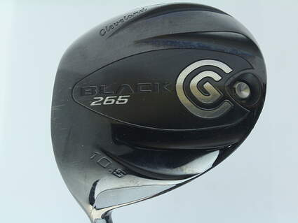 Cleveland 2012 CG Black Driver 10.5* Miyazaki C.Kua 39 Limited Graphite Regular Left Handed 46.25 in