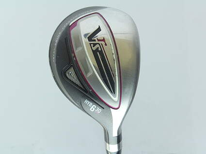 Nike Victory Red S Womens Hybrid 6 Hybrid 30* Stock Graphite Shaft Graphite Ladies Right Handed 37.75 in