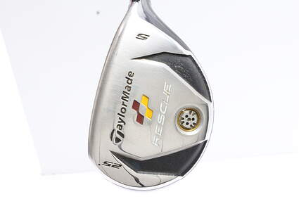TaylorMade 2009 Rescue Hybrid 5 Hybrid 25* TM Reax 50 Graphite Ladies Right Handed 38.5 in