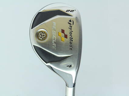 TaylorMade 2009 Rescue Hybrid 4 Hybrid 22* TM Reax 50 Graphite Ladies Right Handed 39 in