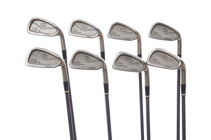 Cobra Lady Cobra Iron Set 3-PW Lady Cobra Autoclave System Graphite Ladies Right Handed 37.25 in