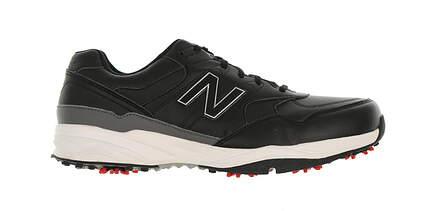 New Mens Golf Shoe New Balance 1701 9.5 Black MSRP $120