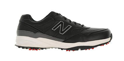 New Mens Golf Shoe New Balance 1701 Medium 10.5 Black MSRP $120