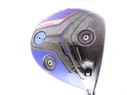 Cobra King F7 Driver 12* Fujikura Pro 60 Graphite Regular Right Handed 45.25 in