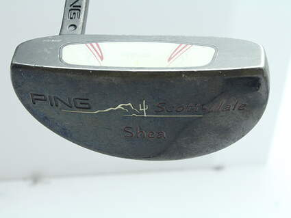 Ping Scottsdale Shea Putter Left Handed Black Dot 33.5 in
