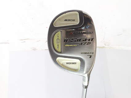 Adams XTD A3 OS Fairway Wood 7 Wood 7W Aldila Womens G45 Graphite Ladies Right Handed 40.75 in