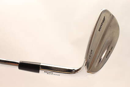 Mizuno MP 67 Single Iron Pitching Wedge PW Rifle Flighted 5.5 Steel Stiff Right Handed 35.5 in