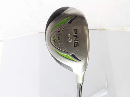 Ping Rapture V2 Hybrid 3 Hybrid 20* Ping TFC 939H Graphite Stiff Right Handed 40.25 in
