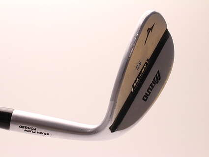 Mizuno MP-T4 White Satin Wedge Sand SW 56* 10 Deg Bounce True Temper Dynamic Gold R300 Regular Right Handed 35.5 in