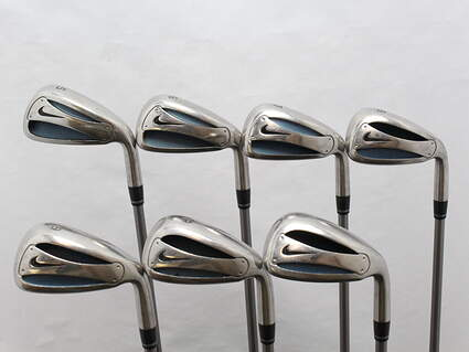 Nike Slingshot Iron Set 6-PW SW UST Nike Slingshot Graphite Ladies Right Handed 37 in