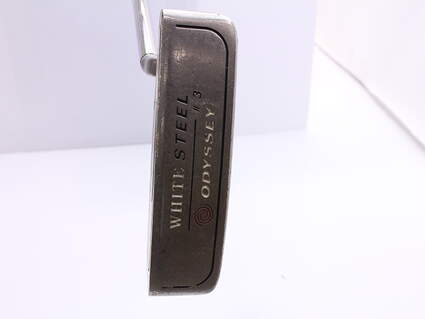 Odyssey White Steel 3 Putter Steel Right Handed 35 in