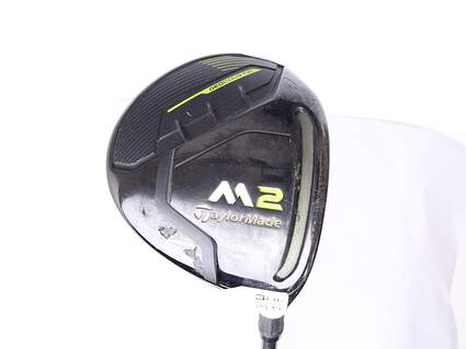TaylorMade M2 Fairway Wood 3 Wood HL 16.5* TM Reax 55 Graphite Regular Right Handed 42.5 in