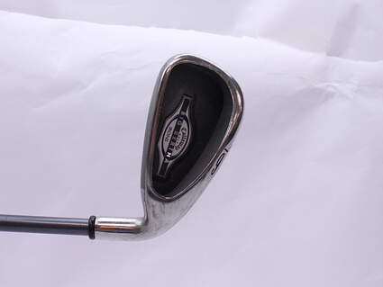 Callaway 2002 Big Bertha Single Iron 6 Iron Callaway RCH 65i Graphite Ladies Right Handed 36.5 in