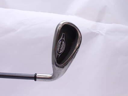 Callaway 2002 Big Bertha Single Iron 9 Iron Callaway RCH 65i Graphite Ladies Right Handed 35 in