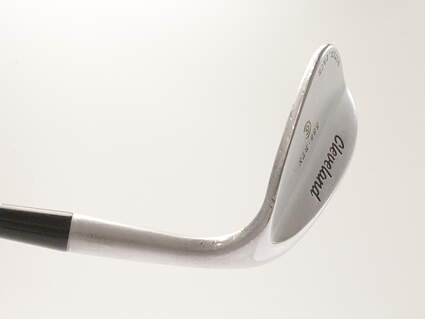 Cleveland 588 RTX 2.0 Tour Satin Wedge Lob LW 58* 12 Deg Bounce FST KBS Tour C-Taper 120 Steel Stiff Right Handed 36 in