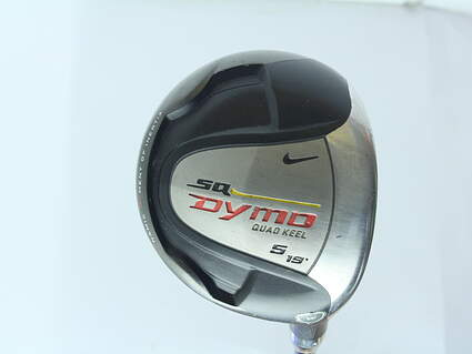 Nike Sasquatch Dymo Fairway Wood 5 Wood 5W 19* Stock Graphite Shaft Graphite Ladies Right Handed 41 in