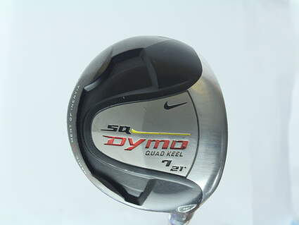 Nike Sasquatch Dymo Fairway Wood 7 Wood 7W 21* Stock Graphite Shaft Graphite Ladies Right Handed 40.25 in