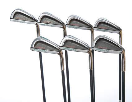 Cobra Baffler Blade Iron Set 5-PW SW Stock Graphite Shaft Graphite Ladies Right Handed 36.75 in
