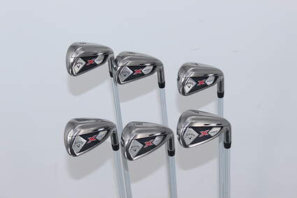 Callaway 2013 X Hot Iron Set 5-PW Callaway X Hot Graphite Graphite Regular Right Handed 39 in