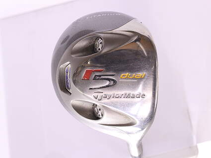 TaylorMade R5 Dual Fairway Wood 7 Wood 7W TM M.A.S.2 Graphite Ladies Right Handed 40.75 in