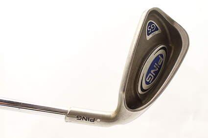 Ping G5 Single Iron 5 Iron Ping CS Lite Steel Regular Right Handed White Dot 38.5 in