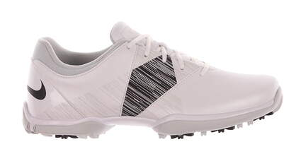 New Womens Golf Shoe Nike Delight V 5.5 White/Black MSRP $60