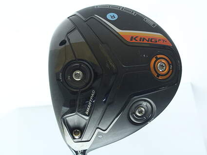 Cobra King F7 Plus Driver 11.5* Fujikura Pro 60 Graphite Regular Left Handed 45 in