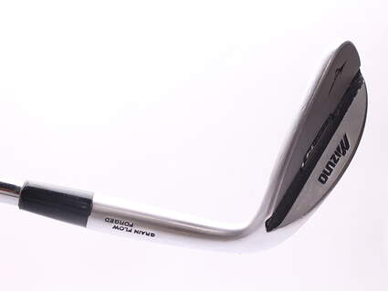 Mizuno MP-T4 White Satin Wedge Lob LW 60* Dynamic Gold Spinner Wedge Flex Right Handed 35 in