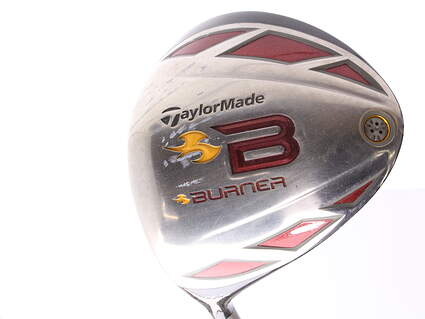 TaylorMade 2009 Burner Driver 10.5* TM Reax Superfast 49 Graphite Regular Left Handed 46 in