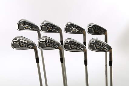 TaylorMade PSi Iron Set 5-PW GW SW Matrix Program Q95 Graphite Stiff Right Handed 38 in
