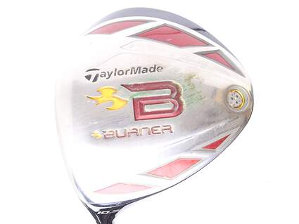 TaylorMade 2009 Burner Driver 10.5* TM Reax Superfast 49 Graphite Stiff Left Handed 46 in