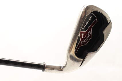 Callaway 2006 Big Bertha Single Iron 4 Iron Callaway Stock Graphite Graphite Senior Right Handed 38.5 in