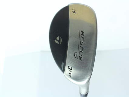 TaylorMade Rescue Mid Hybrid 3 Hybrid 19* UST iRod Hybrid Graphite X-Stiff Right Handed 40.5 in