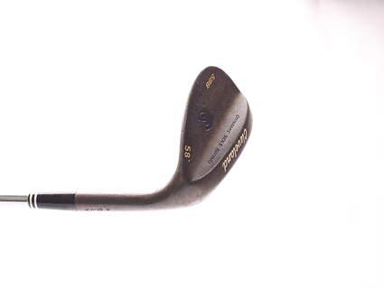 Cleveland 588 DSG RTG Wedge Lob LW 58* True Temper Dynamic Gold Steel Wedge Flex Right Handed 35.25 in