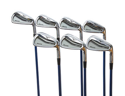 Mizuno MP-54 Iron Set 4-PW Project X 4.5 Graphite Graphite Senior Right Handed 38 in